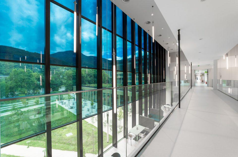 Témoignage client : photographie d'architecture pour Saint-Gobain