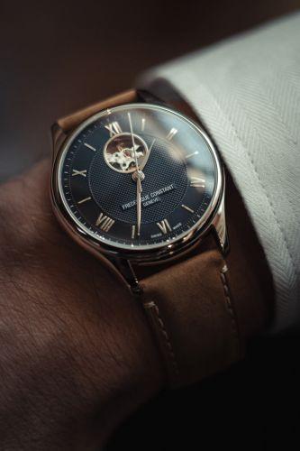 Photo de produit d'une montre de prestige